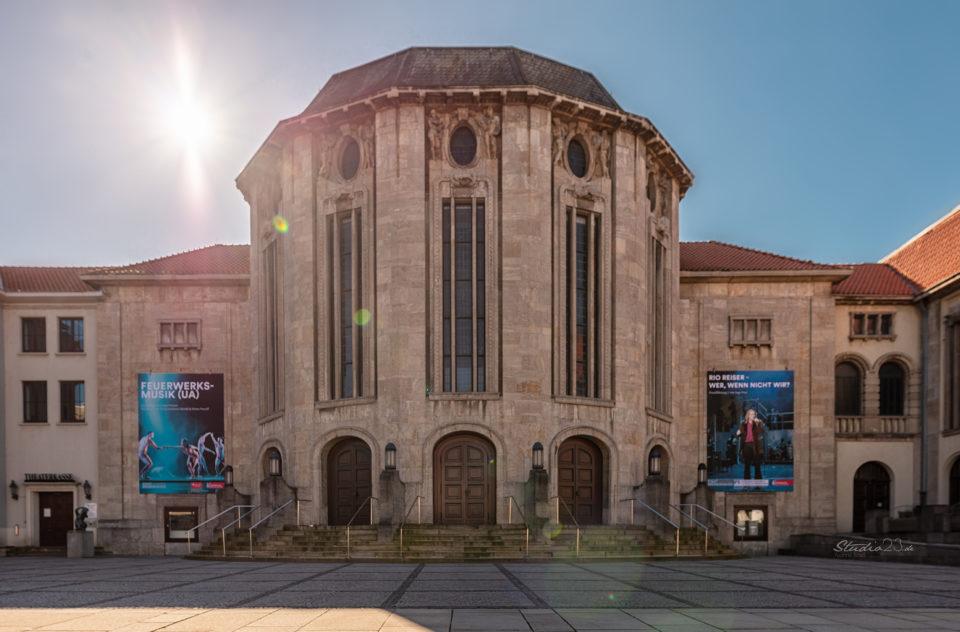 Stadttheater Bremerhaven Website